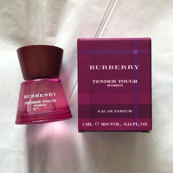 Burberry Tender Nwt Mini Burberry Tender Touch Touch QhCsdrtx